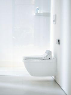 Duravit - Bad Serie SensoWash - Dusch-WCs/Dusch WC Sitz von Duravit. Duravit - Leben im Bad.