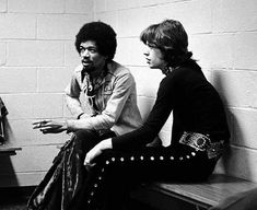 with Jimi  nov 1969