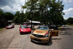 START YOUR ENGINES! The BULLRUN 2012 RALLY is coming!