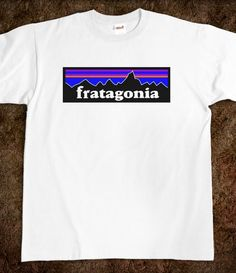 Fratagonia T-Shirt - OldRow - Skreened T-shirts, Organic Shirts, Hoodies, Kids Tees, Baby One-Pieces and Tote Bags Custom T-Shirts, Organic Shirts, Hoodies, Novelty Gifts, Kids Apparel, Baby One-Pieces | Skreened - Ethical Custom Apparel