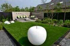 tuinproject van 'de telder tuinen'