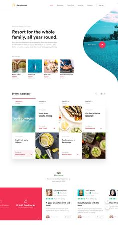 This is our daily Web app design inspiration article for our loyal readers. Every day we are showcasing a web app design whether live on app stores or only designed as concept. Website Design Inspiration, Best Website Design, Travel Website Design, Website Layout, Web Layout, Layout Design, Ui Website, Website Ideas, Free Website