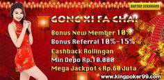 Poker Online Terpercaya - Kingpoker99 Agen Poker Online Terpercaya yang menjaminkan pelayanan selama 24 jam dan memberikan bonus cashback setiap minggu nya.