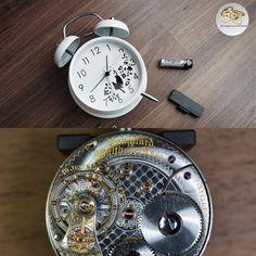 ef4455bbf2c Mekaniske eller batteridrevne ure? I urenes verden skelner man mellem to  helt overordnede typer af
