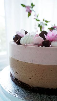 Good Food, Yummy Food, Just Eat It, Valentines Food, Sweet And Salty, Something Sweet, No Bake Cake, Yummy Cakes, Cake Recipes
