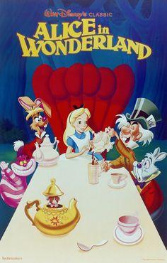 Alicia en el País de las Maravillas - Disney