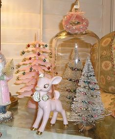 Crickleberry Cottage Conversations . . .: I'm Dreaming of a Pink Christmas . . .