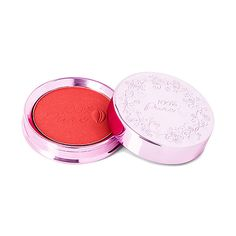 100% Pure Powder Blush (45 CAD) ❤ liked on Polyvore featuring beauty products, makeup, cheek makeup, blush, beauty and powder blush