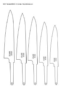 Knife maker shows you step-by-step. Tutorials on building a belt grinder, electric heat treating oven, DIY Micarta and much more. Knife Shapes, Knife Drawing, Knife Patterns, Pdf Patterns, Knife Template, Japanese Kitchen, Forged Knife, Cool Knives, Knife Handles