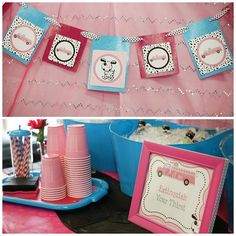 Cute girl firefighter party #firefighter #party