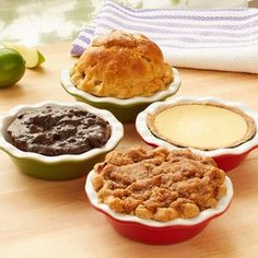 Little pie sampler from little pie company on foody direct
