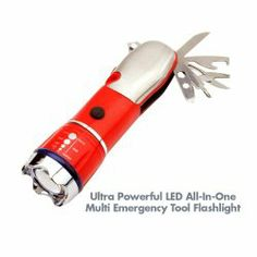 #1 Seatbelt Cutter & Emergency Escape Tool - Keep Your Family Safe! 5-in-1 LED Flashlight, Window Breaker, Emergency Tool Vehicle Survival Kit! - 100% LIFETIME GUARANTEE! - MUST HAVE Safety & Security - Small & Compact #Safety #Emergency #Preparedness