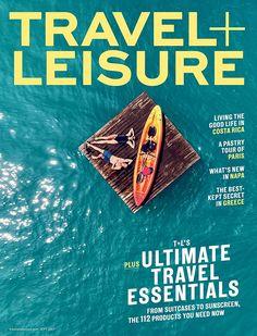 Travel + Leisure  http://amzn.to/2vF9UzJ  #travel #travell #travellover #travelgoals #travelworld  #travelrack #travelbuddy #travelnoire #travelagent #travelguide #travelbook #travelfood