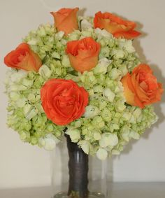Bridesmade bouquet idea