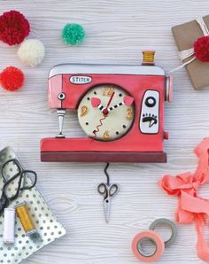 Sewing clock