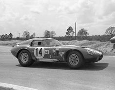 1965 Sebring 12 Hour Race by Nigel Smuckatelli, via Flickr