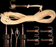 Complete kit two harpoon heads, two darts and multiple size hooks. Snag the alligator, pull him up and stick the gator deep. Alligator Hunting, Alligators, Hunting Equipment, Hooks, Fishing, Survival, Kit, Crocodiles, Hunting