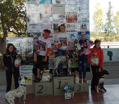 Podi absolut femení  7è #canicross #Masdenverge #canicros #running#Montsia  #vidaactiva #EbreActiu