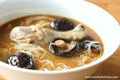 Foochow mee sua- my fav Confinement Food, Asian Recipes, Ethnic Recipes, Chinese Recipes, Chinese Food, Cantonese Food, Asian Street Food, Melbourne Food, Asian Kitchen