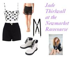 """""""Jade Thirlwall"""" by little-mix-fashionlover ❤ liked on Polyvore featuring River Island, Only Hearts and Timberland"""
