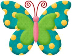 """Photo from album """"Ants Not Allowed"""" on Yandex. Butterfly Clip Art, Butterfly Quilt, Butterfly Wallpaper, Butterfly Crafts, Diy And Crafts, Crafts For Kids, Paper Crafts, Quilt Patterns, Knitting Patterns"""