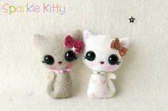 Gingermelon Dolls: Free Tutorial - Sparkle Kitty