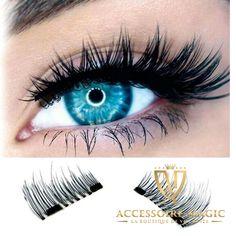 TOP 50 accessoires beauté Faux-cils magnétique >>> Cliquez sur l'image pour voir la vidéo <<<