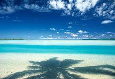 Isla de Aitutaki.