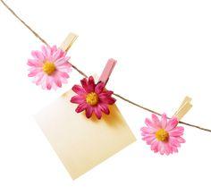 Flower Petals, Flower Art, Decoupage, Boarder Designs, Minnie Png, Happy B Day, Arte Floral, I Card, Flower Power