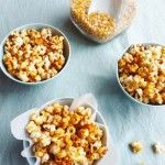 Popcorn karamel