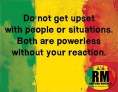 Quote Quotes Rasta Reggae Positive Inspiration Motivation Saying Thoughts Rastafari Proverbs