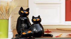 Készíts macskás töklámpást halloweenre! | NLCafé