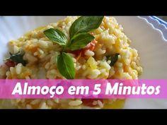 JANTAR NUTRITIVO EM 12 MINUTOS: receita + benefícios do cozimento a vapor - YouTube