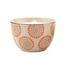 SHARPIE CANDLE BOWL. Perfect Pattern Candle Bowl - Blood Orange & Bergamot   dotandbo.com