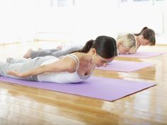 How much Pilates do you need to do to get all of the benefits? Find out if shorter or partial Pilates workouts can be substituted for full workouts. Back Extension Exercises, Back Exercises, Yoga Exercises, Stretches, Yoga Workouts, Pilates Nyc, Pilates Workout, Pilates Moves, Pilates Studio