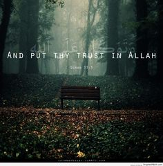 How do you boost your trust in Allah? Check this out: http://www.onislam.net/english/reading-islam/understanding-islam/belief/fate-and-destiny/449229-heart-and-soul.html?Destiny=&utm_content=bufferdf001&utm_medium=social&utm_source=pinterest.com&utm_campaign=buffer…