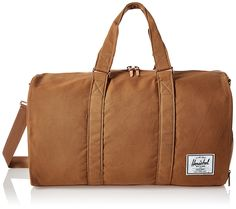 670ce754e9fa Herschel Supply Co. Novel Duffel Bag Caramel One Size    Want to know more