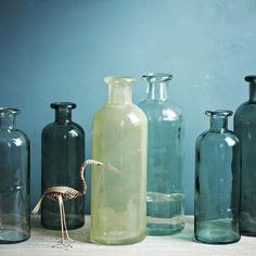 Vaas Petrol Recycled glas