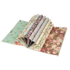 Aspire Flower Gift Wrapping Paper Book, 12 Designs on 24 Sheets ^^ Amazing product just a click away  : Wrapping Ideas