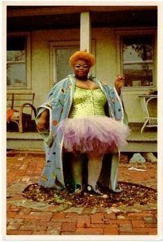 Jean Hill as Grizelda Brown #desperateliving