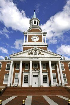 Roberts Hall--High Point University
