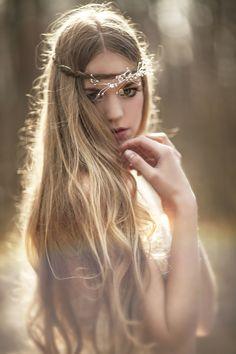 Fairytale Fantasy Photography | Princess Tiara Crown http://www.pinterest.com/oddsouldesigns/fairytale-fantasy/