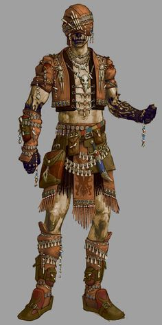 Ritualist Male