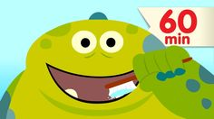 Twice a day, every day! It's the Brush Your Teeth song from Super Simple Songs