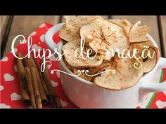 Como fazer Chips de Maçã, Receita - Pimenta e Sal #4 - YouTube