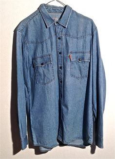 levi shirt vintage