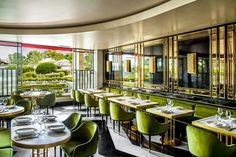 modern art deco restaurant - Google Search