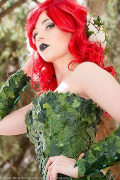 Poison Ivy cosplay | Starfest 2013 in Denver