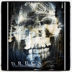 """""""D.R.U.G.S."""" #TShirt"""