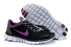 http://www.jordanse.com/buy-nike-free-30-v2-women-black-purple-for-sale.html BUY NIKE FREE 3.0 V2 WOMEN BLACK PURPLE FOR SALE Only 76.00€ , Free Shipping!